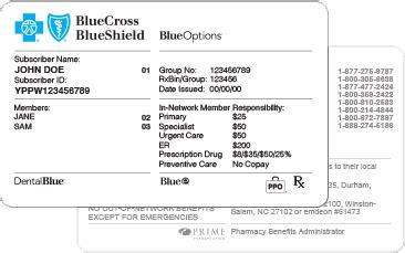 federal employee program blue cross and blue shield of carolina