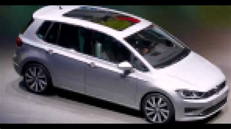 vw golf sportsvan  youtube