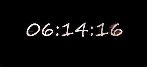 afficher l heure comme 233 cran de veille sur windows 7