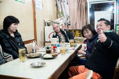 Drunk Japanese In A Grubby Dive Bar — Tokyo Times