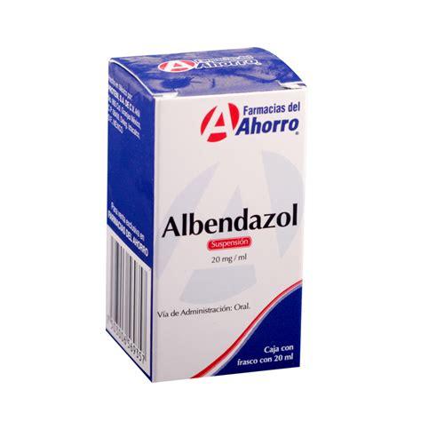 albendazol guia de medicamento quefarmacia