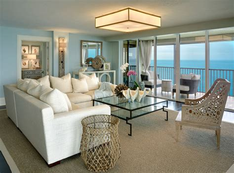 bathroom window treatment ideas photos coastal cottage condo style living room miami