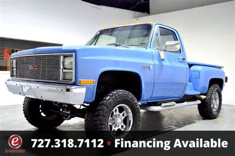 old car owners manuals 1998 gmc 2500 club coupe navigation system 1986 gmc sierra 2500 4x4 manual transmission frame off resto 1 00 no reserve classic gmc 1986