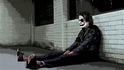 Joker Knight Dark Batman Anime Wallpapers Movies