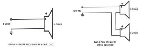 Series Parallel Speaker Wiring Hometoys