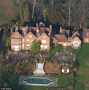 Ozzy and Sharon Osbourne's UK home ravaged by floods ...
