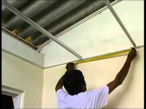 Nutec  Suspended Ceilings Youtube