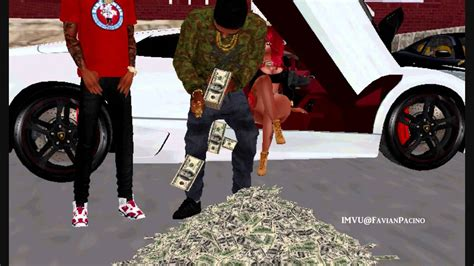 Lil Boosie Cars Collection by Imvu Favianpacino Counts His Money In Lil Boosie Voice