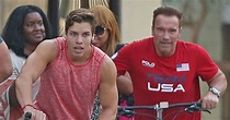Arnold Schwarzenegger's love child Joseph Baena is a ...