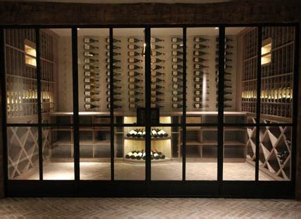 glass wine cellars glass wine cellar design buy wine