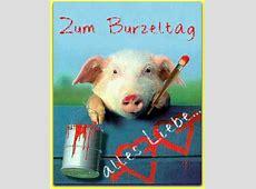 Schwein Zeichnung Alles Liebe Zum Burzeltag! ツ