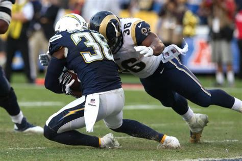 St. Louis Rams Vs. San Diego Chargers