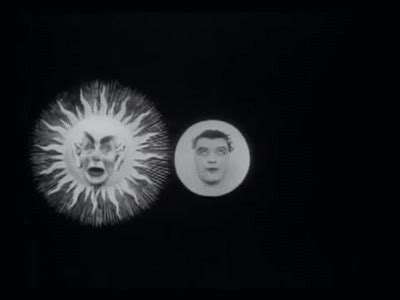 georges melies the eclipse animated gif