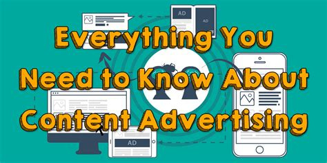 What Content Advertising Should You Doing