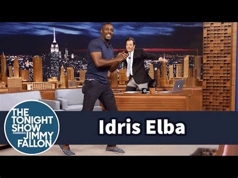 Here's Idris Elba Dancing on Jimmy Fallon - That's All You ...