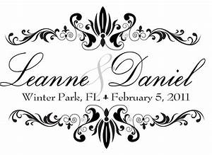 7 best images of printable wedding monogram templates With free monogram template