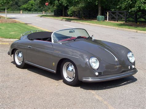 Porsche 356 Speedsters For Sale by Vintage Speedster 1957 Replica Kit Porsche 356 For Sale