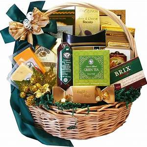 Gourmet Food Gift Baskets - Best Cheeses, Sausages, Meat ...