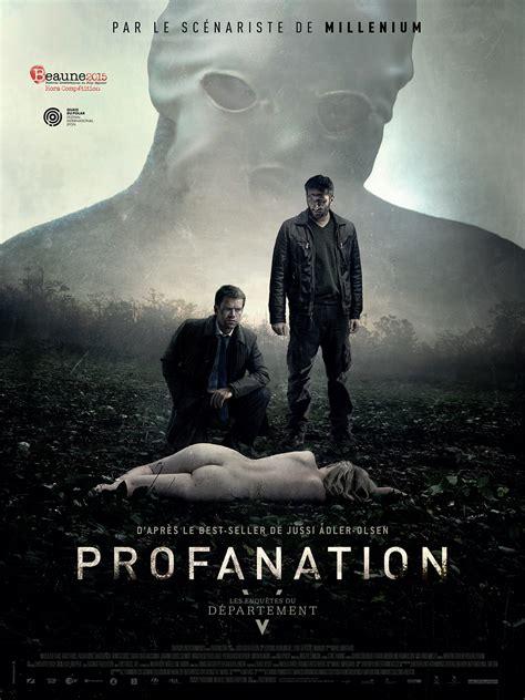 Les Enquêtes Du Département V  Profanation  Film 2014