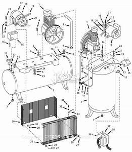 Campbell Hausfeld Ci053080ha Parts Diagram For Air