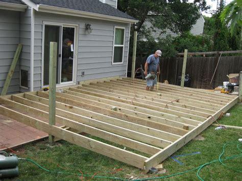 low level deck designs ground level deck designs diy deck