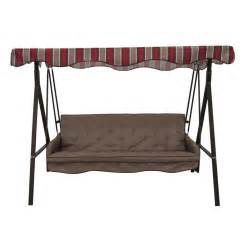 garden treasures swing replacement canopy hift3