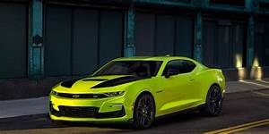 2019 Chevrolet Camaro Adds Extreme Yellow Color  U2013 Preview
