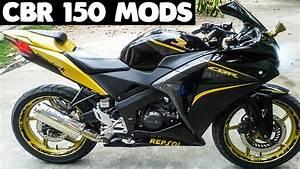 Top 10   Best Ever Modified Honda Cbr 150 You Ever Seen