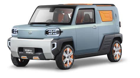 Daihatsu Concept Cars by ร ปภาพ Daihatsu เผยโฉม 4 Concept Cars ส ดล ำในงาน Tokyo