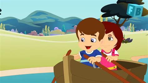 Row Row Row Your Boat Midi by Row Row Row Your Boat Children Nursery Rhyme Song With