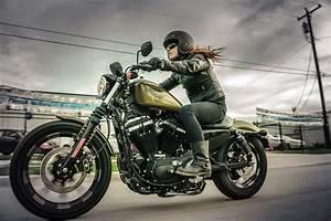 2017 Harley-Davidson Iron 883 Full HD Wallpaper and ...