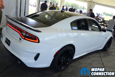 gallery dodge charger widebody debuts   high performance flavors mopar connection