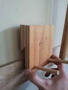 French Cleat Baumarkt : 25 best ideas about french cleat on pinterest wood shop organization workshop ideas and ~ Watch28wear.com Haus und Dekorationen