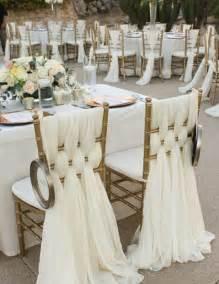 noeud de chaise mariage pas cher idées déco avec un noeud de chaise