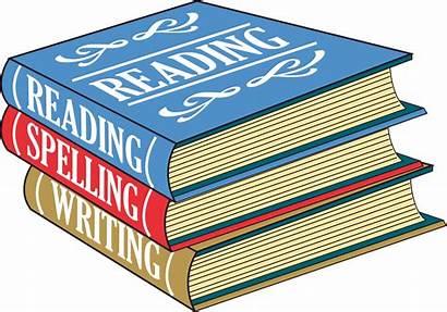 English Language Arts Curriculum Books Clipart Oxford