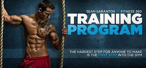 Sean Sarantos Fitness 360  Never Say Die - Training