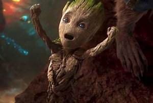 'Guardians Of The Galaxy Vol. 2' Baby Groot Drives Ford ...