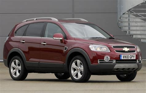 Chevrolet Captiva Price by Chevrolet Captiva Uk Price