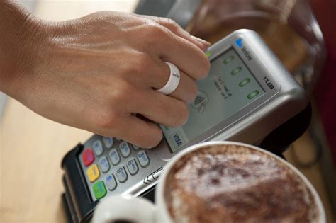 handy kerv contactless payment ring launches  uk