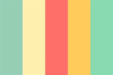 three colors 36 beautiful color palettes for your next design project