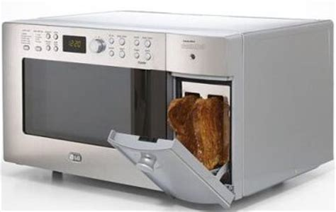 lg toaster combo lg stainless steel combination microwave toaster hometone