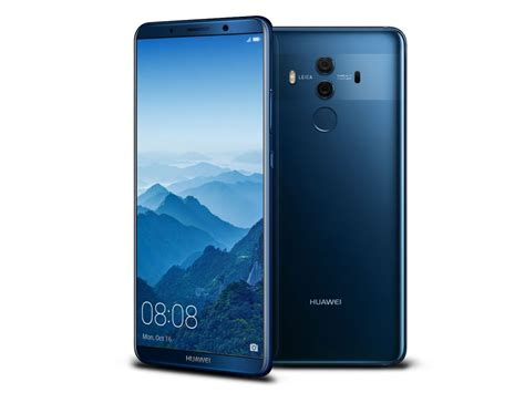 huawei mate  pro outstanding  image performance