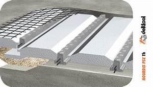 Isolant Sous Dalle Béton : plancher hourdis beton isolant entrevous table de ~ Dailycaller-alerts.com Idées de Décoration