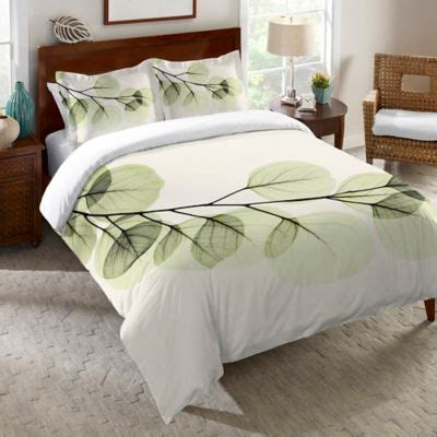 green duvet cover buy green cotton duvet covers from bed bath beyond