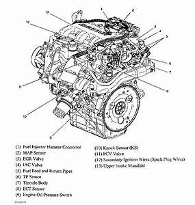 2004 Pontiac Montana Thermostat Change  Unable To Remove Crossover