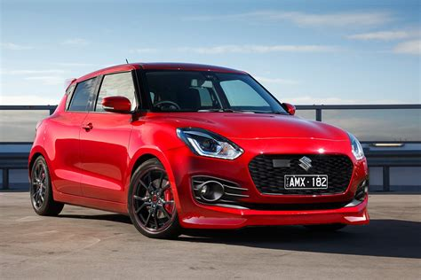 Suzuki Swift Sport Inbound With 14 Turbo And Manual