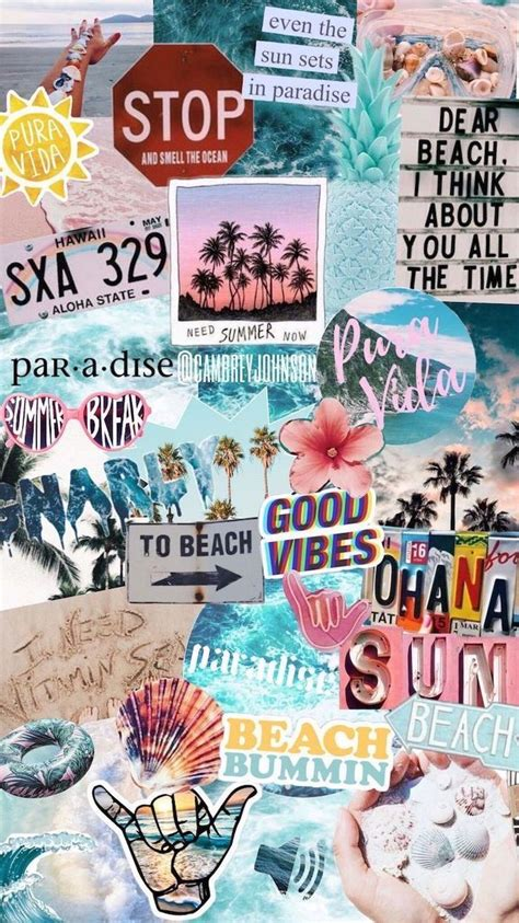 Summer Aesthetic Phone Wallpapers by 1001 Amazingly Backgrounds To Grace Your Screen
