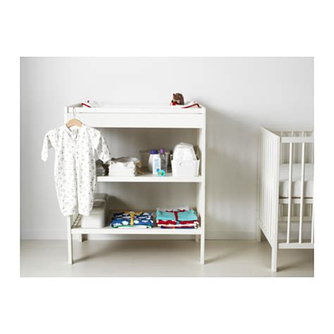 commode chambre bébé ikea gulliver changing table white ikea