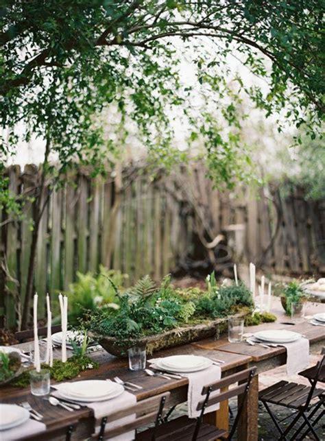 Gartenparty Tischdeko Sommer by Fantastische Deko Ideen F 252 R Eine Gartenparty Archzine Net