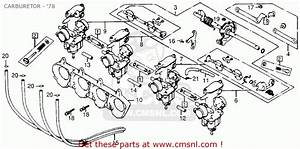 Honda Cb550k 1978 Usa Carburetor -  U0026 39 78 - Buy Carburetor